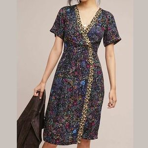 NWT ANTHROPOLOGIE by MAEVE Morgan Dress